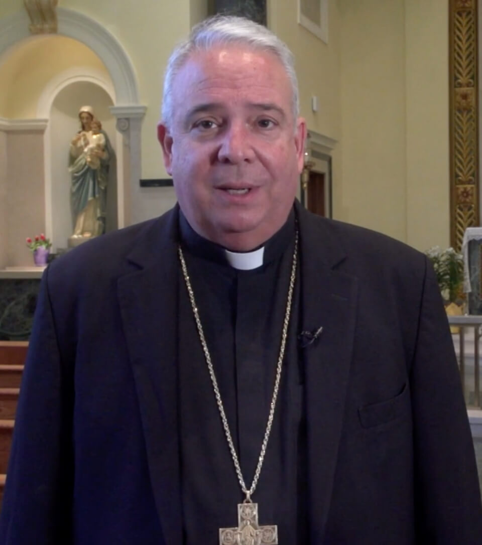 Most Reverend Nelson J. Pérez Archbishop of Philadelphia