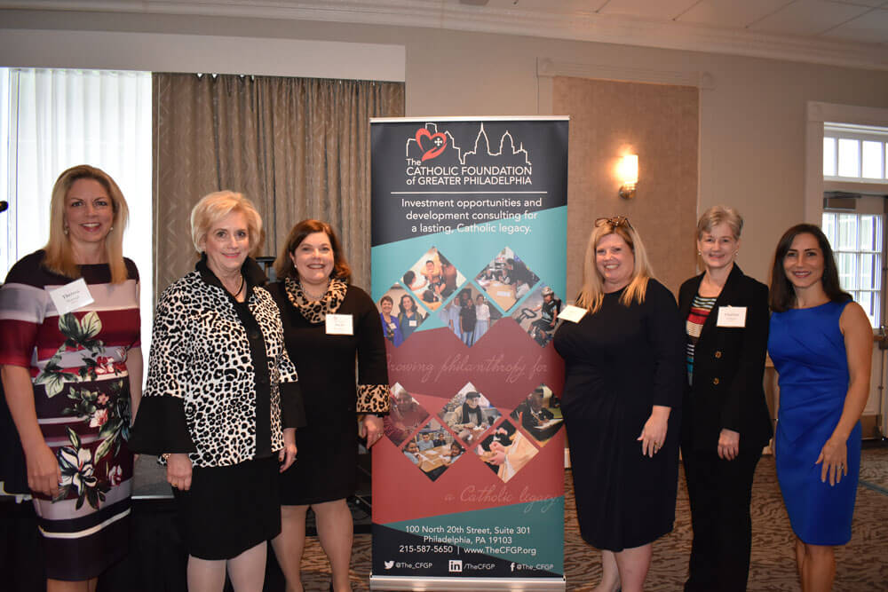 CFGP at the 2019 Women in Philanthropy Forum