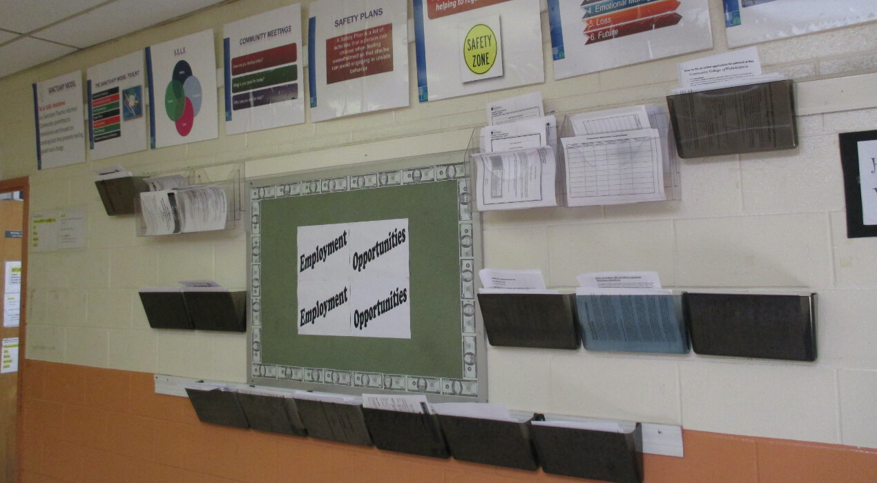 De La Salle Vocational Classroom